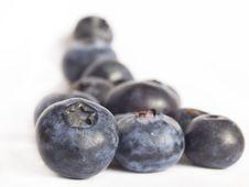 Free Blueberries Royalty Free Stock Photos - 15277468