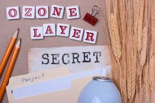 Free Ozone Layer Stock Photos - 15277523
