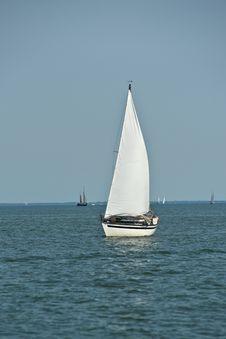 Free The Sailing Yacht Stock Photo - 15277770