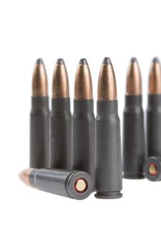 Free Bullets. Stock Image - 15278321