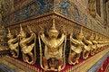 Free Statue Of Garuda Stock Photography - 15281472