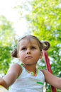 Free Girl In The Park Royalty Free Stock Photography - 15285297