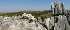 Free Shilin Stone Forest Stock Photo - 15280050