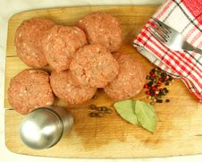 Free Meat Balls Royalty Free Stock Photos - 15280288