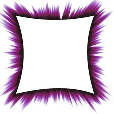 Free Violet Abstract Frame Background Stock Photography - 15280312