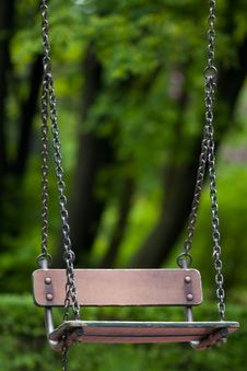 Free Swing Royalty Free Stock Photography - 15280367