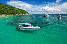 Lan Island. Royalty Free Stock Photos