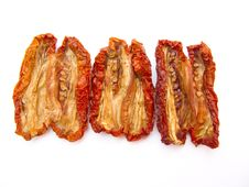 Free Dried Tomatoes Royalty Free Stock Images - 15281089
