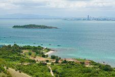 Free Lan Island. Stock Image - 15281251