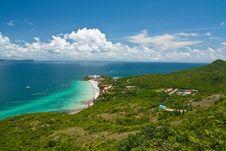 Free Lan Island. Stock Images - 15281274