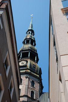Free Riga Royalty Free Stock Photo - 15281435