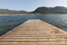 Lake Garda, Italy Royalty Free Stock Image