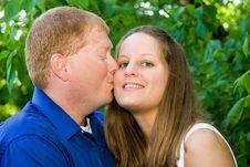 Happy Couple In Love Stock Photos