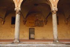 Arches Of Rocchetta Royalty Free Stock Photo