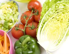Free Vegetables Royalty Free Stock Photography - 15282437