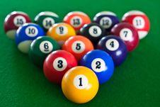 Ball Color Stock Photos