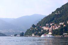 Free Lake Como Royalty Free Stock Images - 15282939