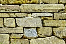 Free Stone Wall Royalty Free Stock Images - 15282989
