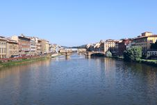 Free Ponte Vecchio, Florence Royalty Free Stock Photos - 15283228