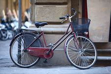 Free Italian Bicycle Royalty Free Stock Photography - 15283267