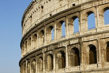 Free The Colosseum Royalty Free Stock Photography - 15283417