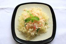Free Pomelo Salad Stock Image - 15285001
