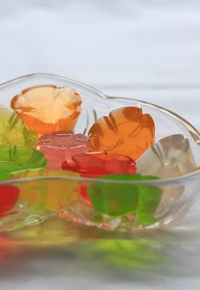 Sweet Jelly Royalty Free Stock Photo