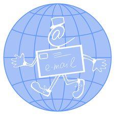 Free Postman Royalty Free Stock Image - 15285356