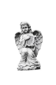 Free Stone Angel Stock Image - 15286641