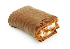 Free Chocolate Coated Bread Roll Stock Photos - 15287943