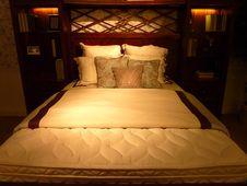 Free Bedroom Royalty Free Stock Photo - 15288105