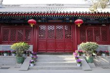 Free Traditional Chinese Residential Building Royalty Free Stock Image - 15288956