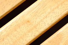 Free Texture Of Hard Wood. It S A Chair. Stock Images - 15289314