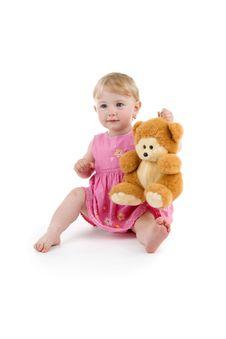 Free Toddler Royalty Free Stock Photo - 15289595