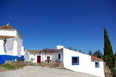 Free Houses In Alentejo. Stock Photos - 15289713