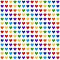 Free Background With Hearts (BIG 196) Royalty Free Stock Photography - 15290487