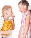 Free Boy And Girl Stock Images - 15291734