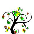 Free Abstract Tree Royalty Free Stock Photo - 15294755