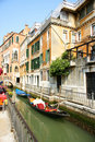 Free Venice Canal Royalty Free Stock Photo - 15297125