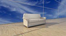 Free Sofa Royalty Free Stock Image - 15290206