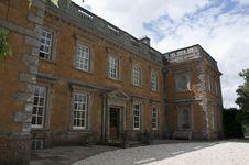 Free Entrance To Farnborough Hall Stock Photography - 15290402