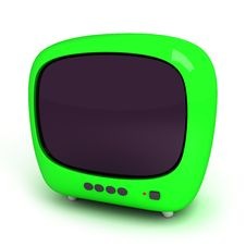 Free Abstract TV Green Stock Photo - 15291070
