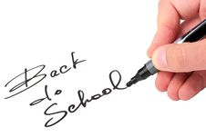 Free Back To School Royalty Free Stock Photography - 15291627