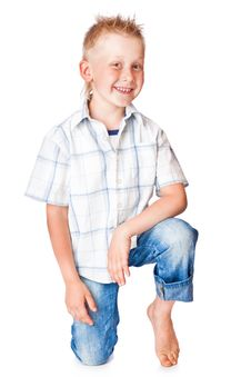 Free Little Boy Royalty Free Stock Photos - 15291628