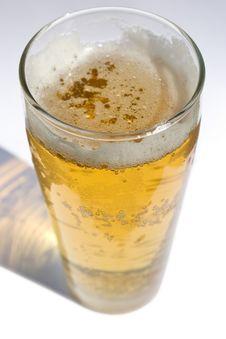 Free Glass Of Beer Closeup Stock Photos - 15291773