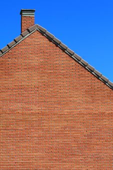 Free Brick And Sky Royalty Free Stock Photo - 15292245