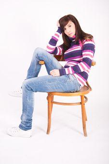 Free Beautiful Teen Girl Stock Photo - 15292450