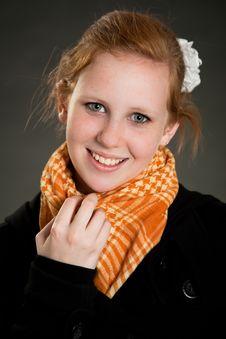 Free Beautiful Teen Girl Royalty Free Stock Photo - 15292585