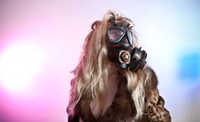 Free Gas Mask Stock Images - 15293214