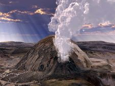 Free Volcanic Eruptions Royalty Free Stock Photos - 15293958
